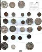 Deutsche Münzen und Medaillen,L O T S     L O T S     L O T S  LOT von 25 Münzen.  Aachen bis Württemberg.  Darunter Anhalt-Zerbst, 2/3 Taler 1676 C-P;  Anhalt, 1/2 Konventionstaler 1806; Hannover, Taler 1849 B; Vereinstaler 1865