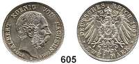R E I C H S M Ü N Z E N,Sachsen, Königreich Albert 1873 - 1902 2 Mark 1902.   Auf seinen Tod