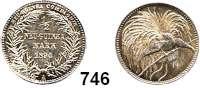 Besetzte Gebiete  -  Kolonien  -  Danzig,Deutsch - Neuguinea  1/2 Mark 1894 A.