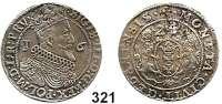 Deutsche Münzen und Medaillen,Danzig, Stadt Sigismund III. 1587 - 1632 Ort (1/4 Taler) 1624.  6,40 g.  Dutkowski/Suchanek 167 IIe.