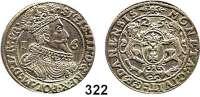 Deutsche Münzen und Medaillen,Danzig, Stadt Sigismund III. 1587 - 1632 Ort (1/4 Taler) 1625.  7,13 g.  Dutkowski/Suchanek 168 (R : PR .).