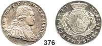 Deutsche Münzen und Medaillen,Sachsen Friedrich August III. 1763 - 1806 (1827) 1/3 Taler 1793 IEC, Dresden.  6,96 g.  Kahnt 1115.