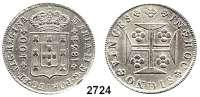 AUSLÄNDISCHE MÜNZEN,Portugal Maria II. 1834 - 1853 400 Reis 1834.  Kahnt/Schön 58.  KM 403.2.