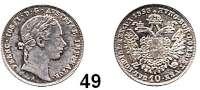 Österreich - Ungarn,Habsburg - Lothringen Franz Josef I. 1848 - 191610 Kreuzer 1853 A, Wien.  Frühwald 1584.