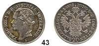Österreich - Ungarn,Habsburg - Lothringen Franz Josef I. 1848 - 191620 Kreuzer 1852 A, Wien.  Frühwald 1557.