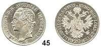 Österreich - Ungarn,Habsburg - Lothringen Franz Josef I. 1848 - 191620 Kreuzer 1852 C, Prag.  Frühwald 1558.