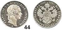 Österreich - Ungarn,Habsburg - Lothringen Franz Josef I. 1848 - 191620 Kreuzer 1852 B, Kremnitz.  Frühwald 1561.