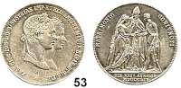 Österreich - Ungarn,Habsburg - Lothringen Franz Josef I. 1848 - 1916Gulden 1854 A, Wien.  Hochzeit.  Frühwald 1908.  Herinek 823.  Jl. 299.