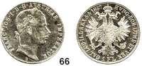 Österreich - Ungarn,Habsburg - Lothringen Franz Josef I. 1848 - 1916Gulden 1857 B, Kremnitz  Frühwald 1443.