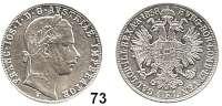Österreich - Ungarn,Habsburg - Lothringen Franz Josef I. 1848 - 1916Gulden 1858 V, Venedig.  Frühwald 1450.