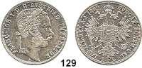 Österreich - Ungarn,Habsburg - Lothringen Franz Josef I. 1848 - 1916Gulden 1869 A, Wien.  Frühwald 1488.