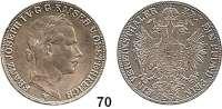 Österreich - Ungarn,Habsburg - Lothringen Franz Josef I. 1848 - 1916Vereinstaler 1858 M, Mailand.  Frühwald 1399.  Kahnt 352.  Jl. 312.  Dav. 21.