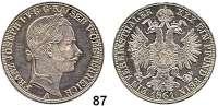 Österreich - Ungarn,Habsburg - Lothringen Franz Josef I. 1848 - 1916Vereinstaler 1861 A, Wien.  Frühwald 1407.  Kahnt 352.  Jl. 312.  Dav. 21.