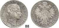 Österreich - Ungarn,Habsburg - Lothringen Franz Josef I. 1848 - 1916Vereinstaler 1861 B, Kremnitz.  Frühwald 1408.  Kahnt 352.  Jl. 312.  Dav. 21.