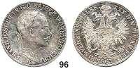 Österreich - Ungarn,Habsburg - Lothringen Franz Josef I. 1848 - 1916Vereinstaler 1863 B, Kremnitz.  Frühwald 1415.  Kahnt 352.  Jl. 312.  Dav. 21.