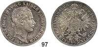 Österreich - Ungarn,Habsburg - Lothringen Franz Josef I. 1848 - 1916Vereinstaler 1863 V, Venedig.  Frühwald 1417.  Kahnt 352.  Jl. 312.  Dav. 21.