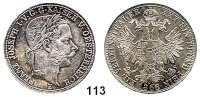 Österreich - Ungarn,Habsburg - Lothringen Franz Josef I. 1848 - 1916Vereinstaler 1866 E, Karlsburg.  Frühwald 1428.  Kahnt 353.  Jl. 316.  Dav. 26.