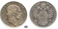 Österreich - Ungarn,Habsburg - Lothringen Franz Josef I. 1848 - 1916Konventionstaler 1853 A, Wien.  Frühwald 1350.  Kahnt 350.  Jl. 296.  Dav. 17.