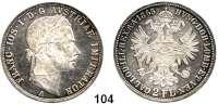 Österreich - Ungarn,Habsburg - Lothringen Franz Josef I. 1848 - 1916Doppelgulden 1865 A, Wien.  Frühwald 1363.  Kahnt 354.  Jl. 329.  Dav. 22.