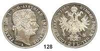Österreich - Ungarn,Habsburg - Lothringen Franz Josef I. 1848 - 1916Doppelgulden 1869 A, Wien.  Frühwald 1367.