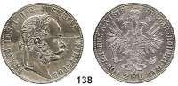 Österreich - Ungarn,Habsburg - Lothringen Franz Josef I. 1848 - 1916Doppelgulden 1872, Wien.  Frühwald 1371.