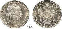 Österreich - Ungarn,Habsburg - Lothringen Franz Josef I. 1848 - 1916Doppelgulden 1875, Wien.  Frühwald 1374.