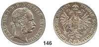 Österreich - Ungarn,Habsburg - Lothringen Franz Josef I. 1848 - 1916Doppelgulden 1876, Wien.  Frühwald 1375.