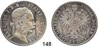 Österreich - Ungarn,Habsburg - Lothringen Franz Josef I. 1848 - 1916Doppelgulden 1878, Wien.  Frühwald 1377.