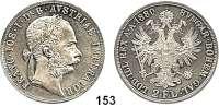 Österreich - Ungarn,Habsburg - Lothringen Franz Josef I. 1848 - 1916Doppelgulden 1880, Wien.  Frühwald 1379.