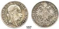 Österreich - Ungarn,Habsburg - Lothringen Franz Josef I. 1848 - 1916Doppelgulden 1884, Wien.  Frühwald 1383.