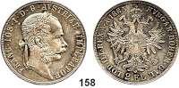 Österreich - Ungarn,Habsburg - Lothringen Franz Josef I. 1848 - 1916Doppelgulden 1885, Wien.  Frühwald 1384.