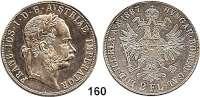 Österreich - Ungarn,Habsburg - Lothringen Franz Josef I. 1848 - 1916Doppelgulden 1887, Wien.  Frühwald 1386.