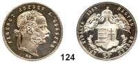 Österreich - Ungarn,Habsburg - Lothringen Franz Josef I. 1848 - 1916Forint 1868 KB, Kremnitz.  Frühwald 1769.