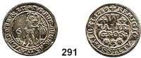 Deutsche Münzen und Medaillen,Braunschweig - Wolfenbüttel Rudolf August und Anton Ulrich 1685 - 1704 6 Mariengroschen 1689, Zellerfeld.  3,18 g.  Welter 2091.