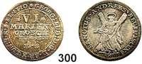 Deutsche Münzen und Medaillen,Braunschweig - Calenberg (Hannover) Georg I. Ludwig 1698 - 1727 1/6 Taler 1710 HB Feinsilber, Clausthal.  3,22 g.  Welter 2181.  Schön 43.