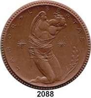 P O R Z E L L A N M Ü N Z E N,Spendenmünzen in Markwertung Berlin300 Mark 1922 braun.  Wirtschaftshilfe der Deutschen Studentenschaft.