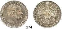 Deutsche Münzen und Medaillen,Preußen, Königreich Friedrich Wilhelm IV. 1840 - 1861 Taler 1860 A, Berlin.  Kahnt 379.  Thun 262.  AKS 78.  Jg. 84.  Dav. 775.