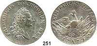 Deutsche Münzen und Medaillen,Preußen, Königreich Friedrich II. der Große 1740 - 1786 Taler 1779 A  Berlin.  21,98 g.  Kluge 122.5.  v.S. 465.  Old. 70.  Dav. 2590.
