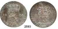 AUSLÄNDISCHE MÜNZEN,Niederlande Wilhelm I. 1815 - 1840 Rijksdaalder 1816, Utrecht.  28,06 g.   Schön/Kahnt 32.  KM 46.  Schulman 235.