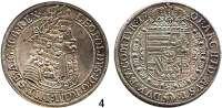 Römisch Deutsches Reich,Haus Habsburg Leopold I. 1657 – 1705 Taler 1701 Hall. 28,8 g. Herinek 649. Voglhuber 221/VII. Dav. 1003