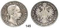 Österreich - Ungarn,Habsburg - Lothringen Franz Josef I. 1848 - 1916Doppelgulden 1876.  Frühwald 1375.