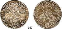 Deutsche Münzen und Medaillen,Sachsen Johann Georg I. 1611 - 1656 Taler 1630, Dresden.  28,85 g. 100 Jahrfeier der Augsburger Konfession.  Clauss/Kahnt 323 a.  Schnee 860.  Dav. 7605.