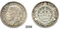 AUSLÄNDISCHE MÜNZEN,Großbritannien Georg V. 1910 - 1936 Crown 1927.  Seaby 4036.  Schön 319.  KM 836.