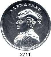 AUSLÄNDISCHE MÜNZEN,Polen  50  Zlotych 2016 (2 Unzen Silber).  Alexander der Jegiellone.  Y. 963.  Im Originaletui mit Zertifikat.