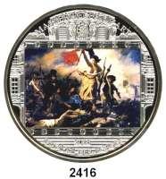 AUSLÄNDISCHE MÜNZEN,Cook Islands  20  Dollars mit aufgeklebten Swarovski-Kristallen 2013.  Meisterwerke der Kunst -