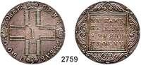 AUSLÄNDISCHE MÜNZEN,Russland Paul I. 1796 - 1801 Rubel 1800 CM-OM, St. Petersburg.  Bitkin 41.  Cr. 101 a.  Dav. 1688(278).