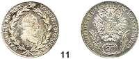 Römisch Deutsches Reich,Haus Habsburg Josef II. 1765 - 1790 20 Kreuzer 1786 B, Kremnitz.  6,71 g.  Herinek 232.  KM 2069.