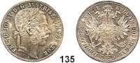 Österreich - Ungarn,Habsburg - Lothringen Franz Josef I. 1848 - 1916Gulden 1871 A, Wien.  Frühwald 1490.  Herinek 568.  KM 2221.