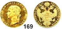 Österreich - Ungarn,Habsburg - Lothringen Franz Josef I. 1848 - 1916Dukat 1848/1898, Wien.  3,49 g.  Auf das 50jährige Regierungsjubiläum.  Herinek 71.  KM 2268.  Fb. 489.  GOLD