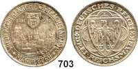R E I C H S M Ü N Z E N,Weimarer Republik 3 Reichsmark 1931 A.  Magdeburg.